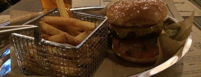 Ketch Up Burgers is one of Бургеры в Питере.