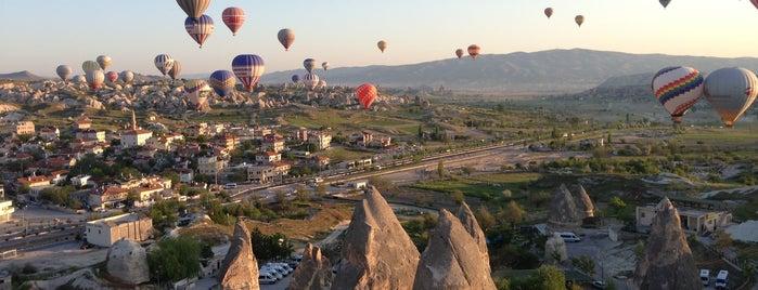 Göreme Tarihi Milli Parkı is one of Kapadokya.