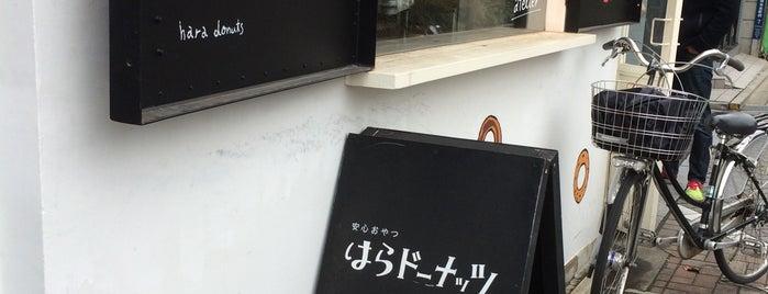 はらドーナッツ 吉祥寺店 is one of My Recommendations.