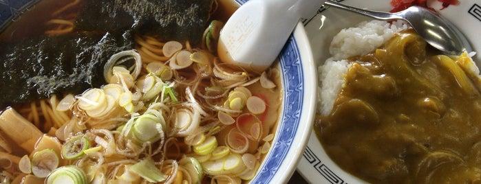 えびす食堂 is one of The 麺.