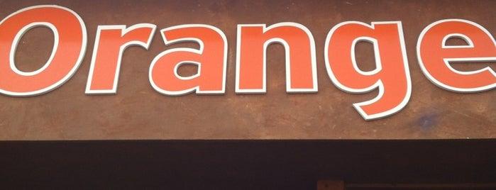 The Orange Kiwi is one of Restaurantes y bares favoritos.
