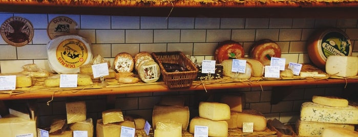 Sheridan's Cheesemongers is one of Dublin.