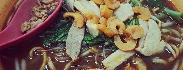 Restaurant Lim Mee Yoke is one of KL Cheap Eats.