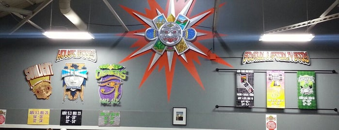 Sun King Brewing Co. is one of Breweries.