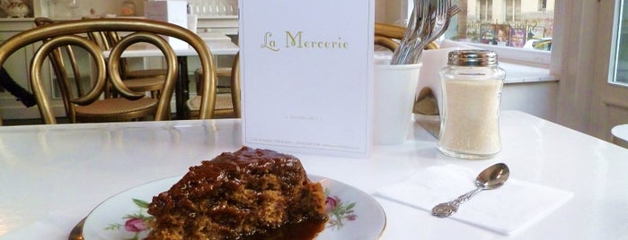 La Mercerie is one of S Marks The Spots in BRUSSELS.