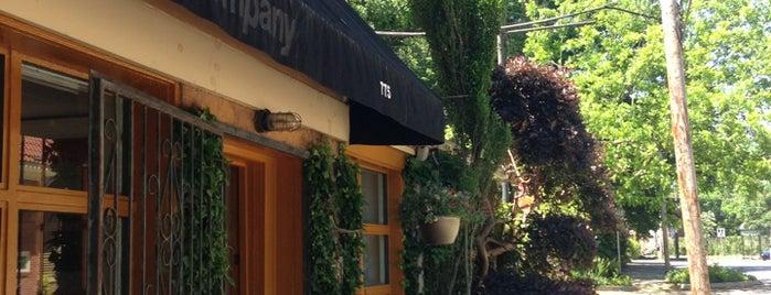 Julianna's Coffee & Crepes is one of Atlanta.