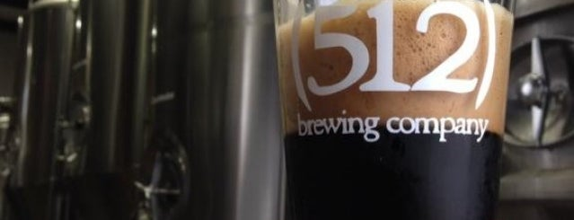 (512) Brewing Company is one of Texas breweries.