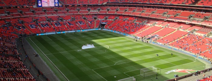 Wembley Stadium is one of Venues London.