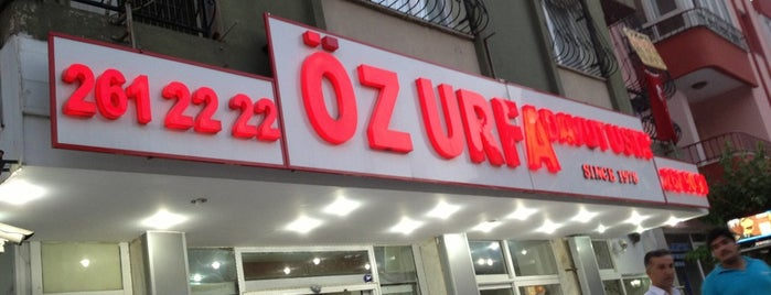 Öz Urfa Davut Usta is one of Melekoğlu Special.