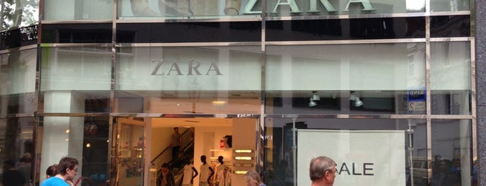 zara stores in germany. Black Bedroom Furniture Sets. Home Design Ideas