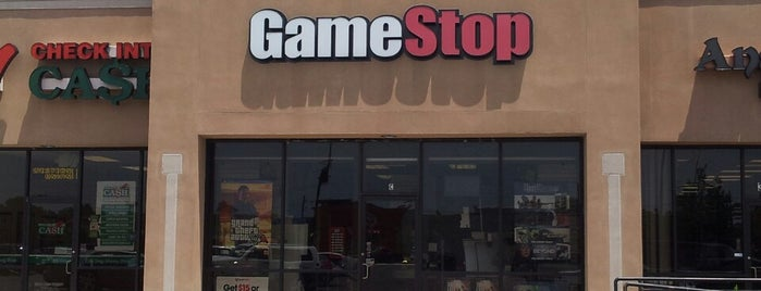 GameStop is one of shpX¡Knvs*gn'jMgAniDrr skDłź.