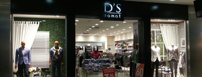 D'S Damat is one of places.