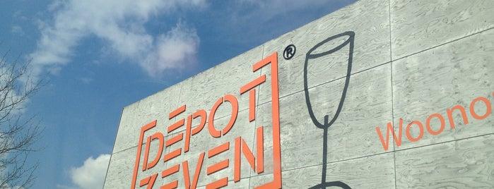 Depot Zeven is one of Els's list.