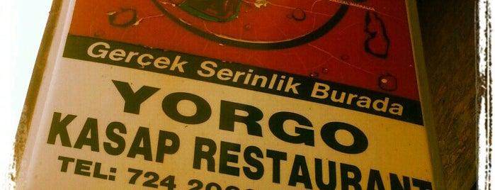 Yorgo Kasap Restaurant is one of Northern Cyprus.