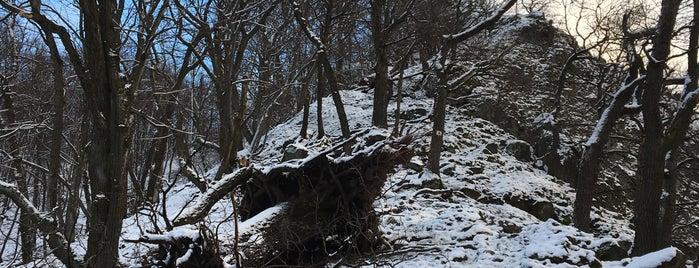 Vadálló kövek is one of Budai hegység/Pilis.