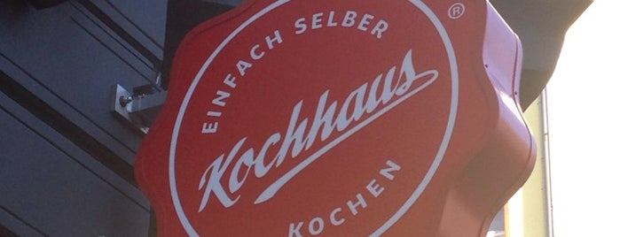 Kochhaus is one of How to explore Berlin?.