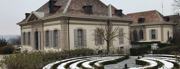 Fondation Bodmer is one of Genève City Guide.
