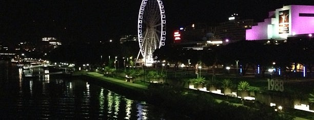 Wheel of Brisbane is one of Great Family Holiday Attractions Around Australia.