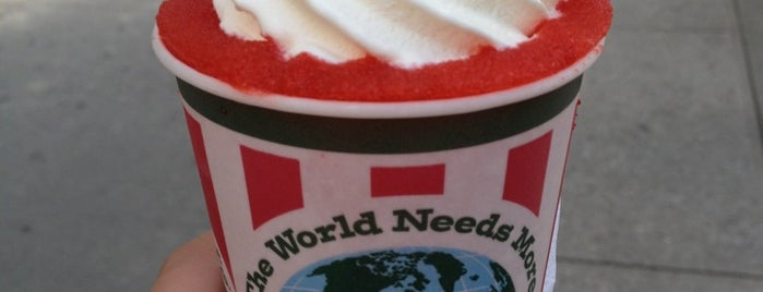 Rita's Water Ice is one of USA NYC MAN UWS.