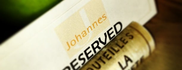 Johannes is one of The 15 Best Places for Sangria in Palm Springs.