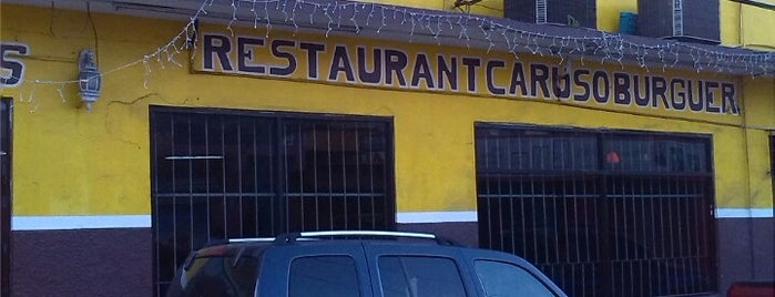 Caruso Burger is one of Restaurantes en Ciudad del Carmen, Campeche.