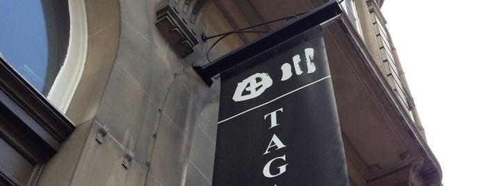 TAGAWA VLEURGAT is one of Nos adresses japonaises à Bruxelles.