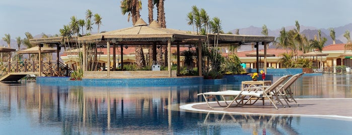 Maritim Jolie Ville Golf & Resort is one of Be Charmed @ Sharm El Sheikh.