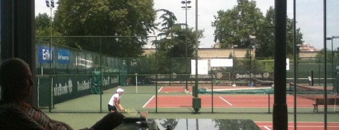 Levent Tenis Kulübü is one of Spor Mekanları.