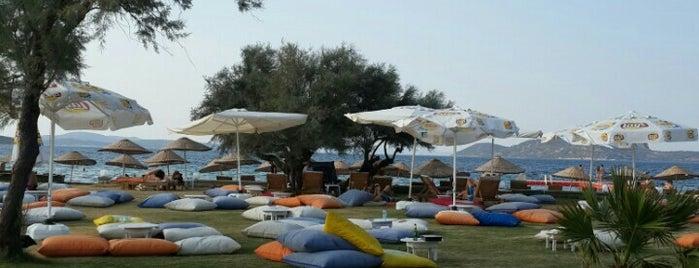 Aren Beach Club is one of İzmir.
