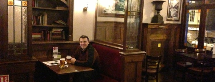 The Edmund Tynley (Wetherspoon) is one of JD Wetherspoons - Part 1.