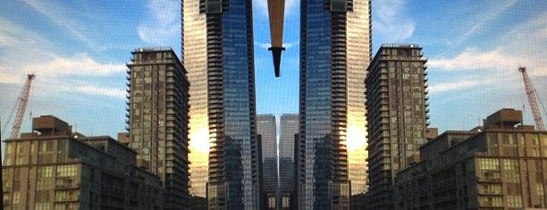 Shangri-La Toronto is one of Toronto: My fav. hotels, food & nightlife spots!.
