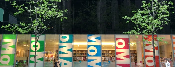 MoMA Design Store is one of My NYC.
