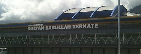Sultan Babullah Airport (TTE) is one of Airport in Indonesia.