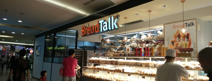BreadTalk is one of Cemal Cemil Resto.