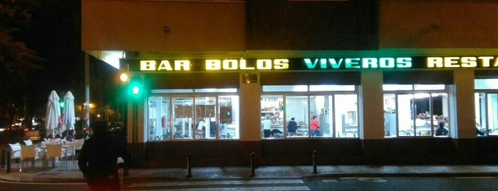 Bar Bolos is one of Vakencia.