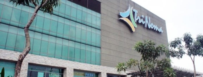 Ayala Malls TriNoma is one of Must-visit Malls in Quezon City.