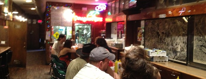 Charlie B's & The Dinosaur Cafe is one of Esquire's Best Bars (A-M).