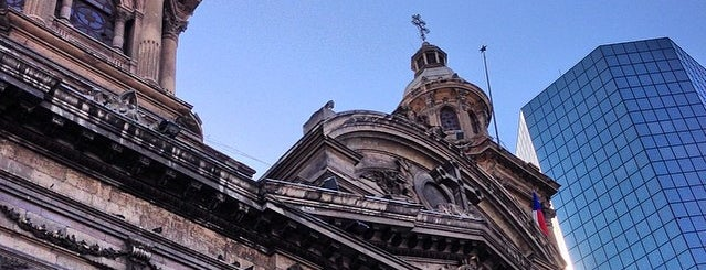 Catedral Metropolitana de Santiago is one of Stgo. City.