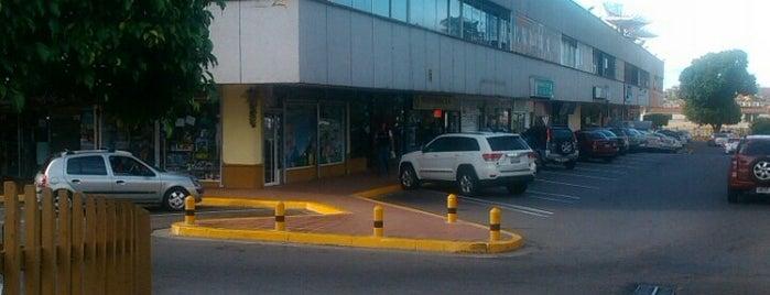 C.C. La Churuata is one of Centros Comerciales de Guayana.