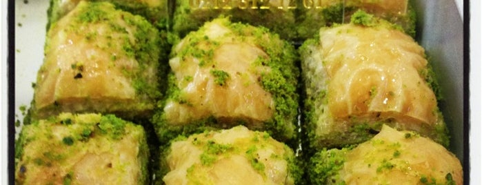 Develi Baklava is one of The 15 Best Places for a Baklava in Istanbul.