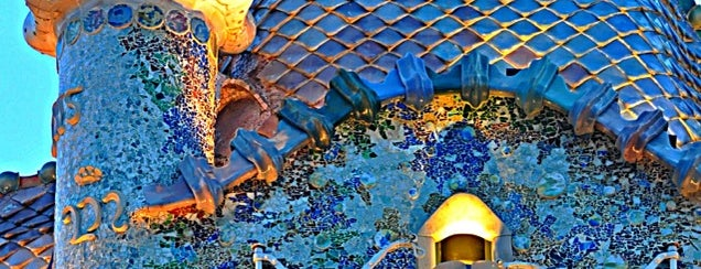 Casa Batlló is one of Go there!.