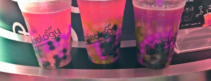 Bubbleology is one of place.