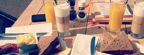 Louter Café Restaurant is one of Amsterdam <3.