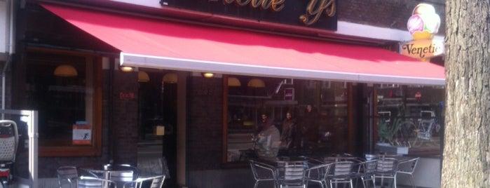 IJssalon Venetië is one of Hungry in Amsterdam.