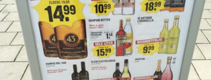 Dirck III Slijterij is one of Top picks for Food and Drink Shops.