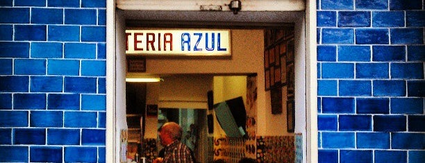 Horchatería Azul is one of Comer Alicante.