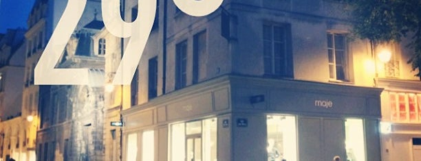 Rue Vieille du Temple is one of HangOuts x Shops x Sport.