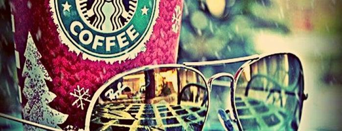 Starbucks is one of Mekanlar (Denizli - İstanbul).