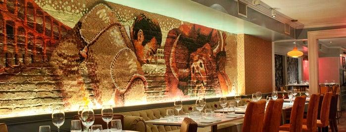 Andanada is one of Restaurants.
