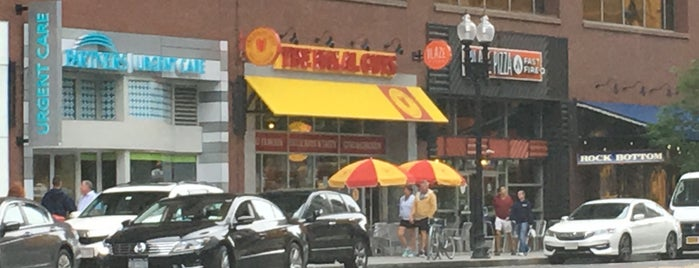 The Halal Guys is one of Easy Lunch.